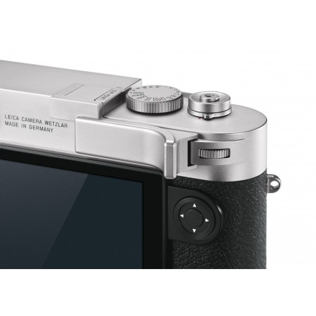 Leica Thumbs Up argent pour M 10