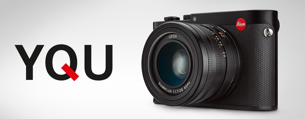 Appareil photo compact full-frame (plein-format) 24x36 Leica Q (Type 116) - 28mm f/1.7