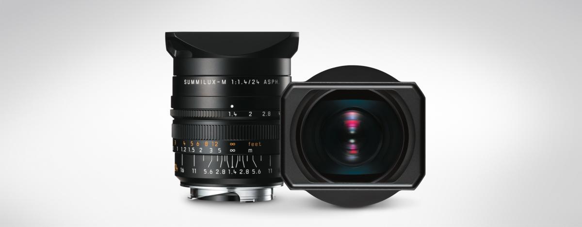 Leica Optique M LEICA SUMMILUX-M 24mm f/1.4 ASPH.
