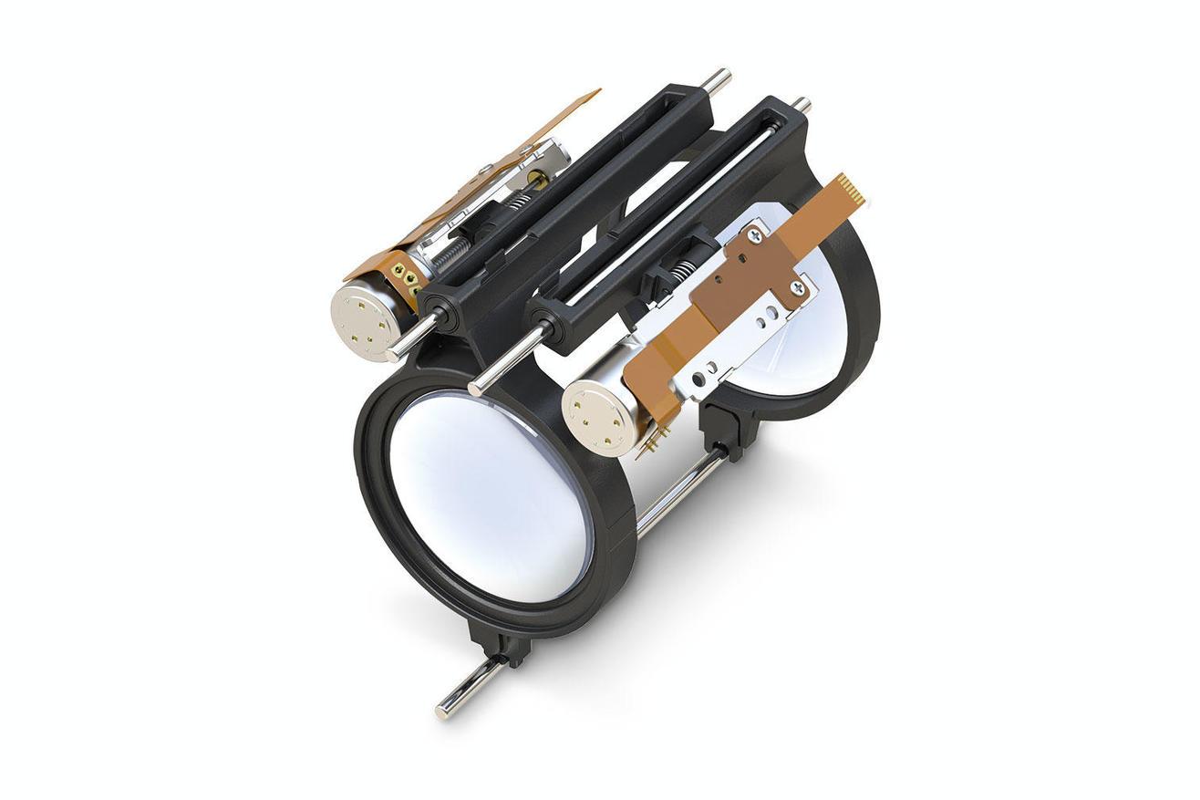 Leica dual synchro