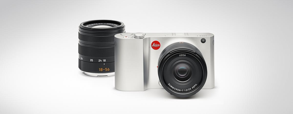 Appareil photo Leica Système T Leica T (Type 701) Argent