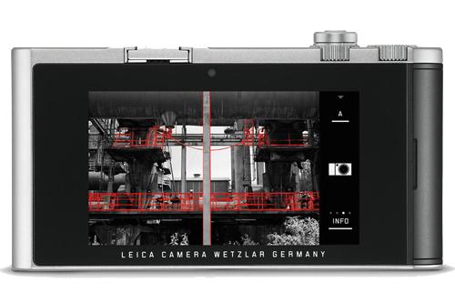 Leica TL 2 peaking focus