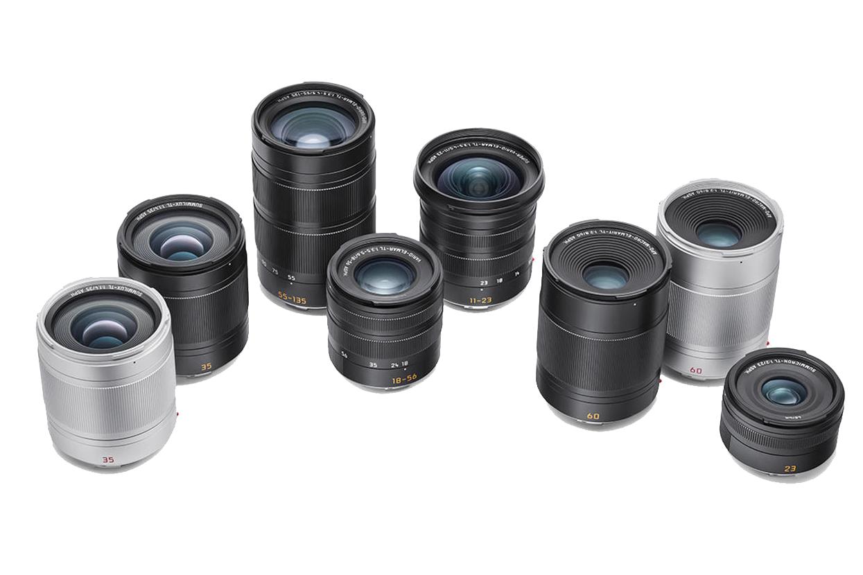 Leica TL 2 gamme optique
