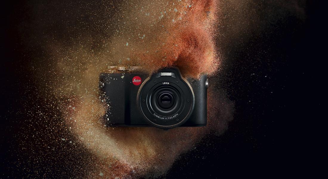 Leica X-U sable et poussières