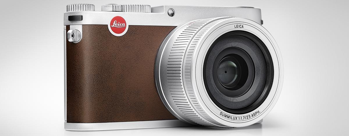 Appareil Leica Système X Leica X (Type 113) Argent