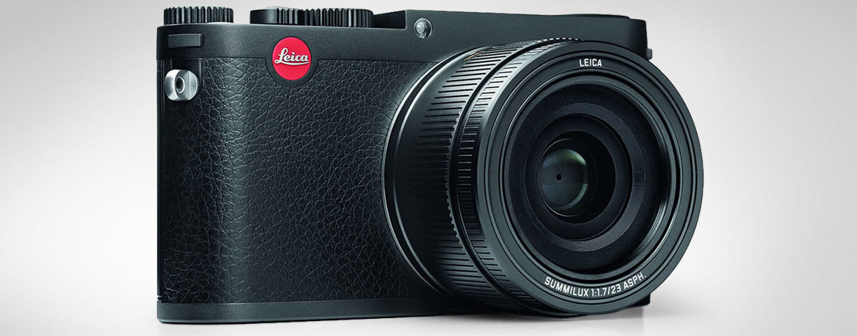 Appareil Leica Système X Leica X (Type 113) Noir