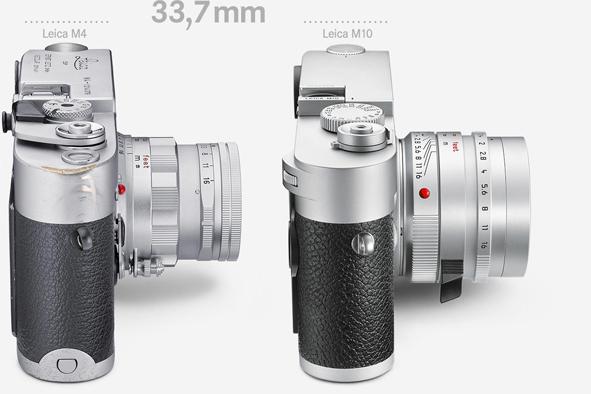 Leica M 10 et argentique