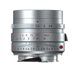 LEICA SUMMILUX-M 35mm f/1.4 ASPH. Anodise Argent