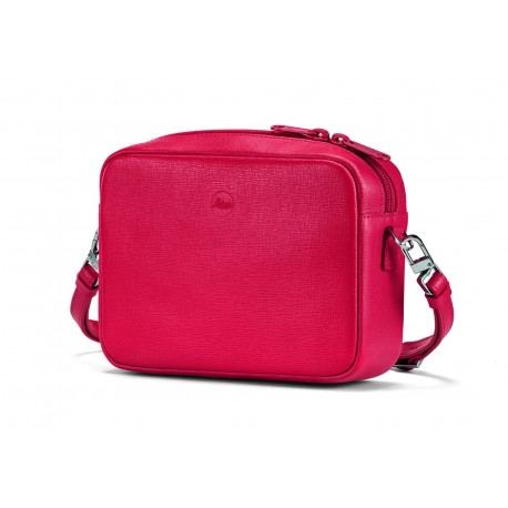 "Leica Sac ""Andrea"" C-LUX, cuir, rouge"