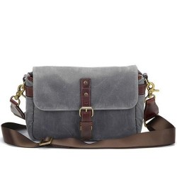 Leica ONA Bowery Camera Bag - GRIS