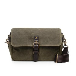 Leica ONA Bowery Camera Bag - Olive
