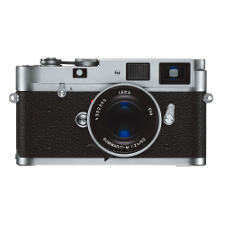 LEICA M-A (Type 127) Chrome Argent