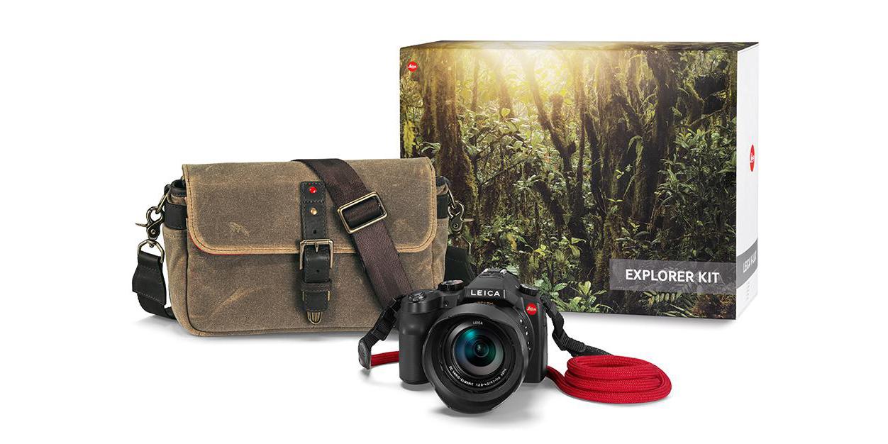 Leica V-Lux 114 Kit Explorer